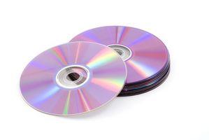 Hvordan bruke en DVD Cleaner