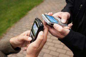Hvordan finne Bruk på en Blackberry Curve