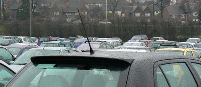 Solar Vifter for biler