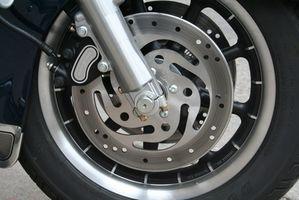 Slik fjerner et dekk fra en Harley-Davidson Ultra Classic
