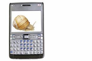 Hvordan kjøpe T-Mobile minutter for en Blackberry