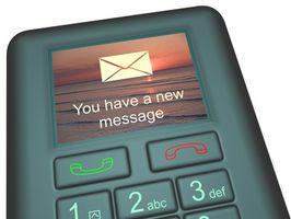 Hvordan sende gratis SMS via datamaskin