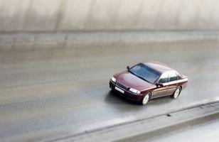 Hvordan fortelle om et kjøretøy har amerikanske spesifikasjoner