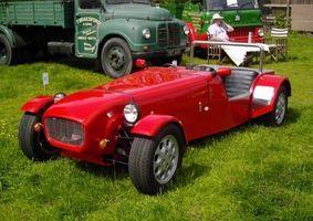 Hvordan bygge billig Kit Cars
